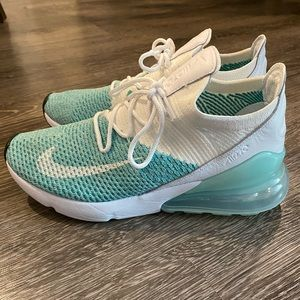 Women's Nike air max 270 fly knit